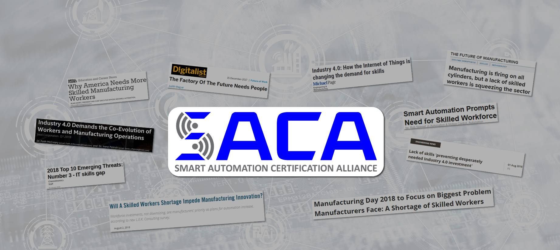 About Us - Smart Automation Certification Alliance (SACA)
