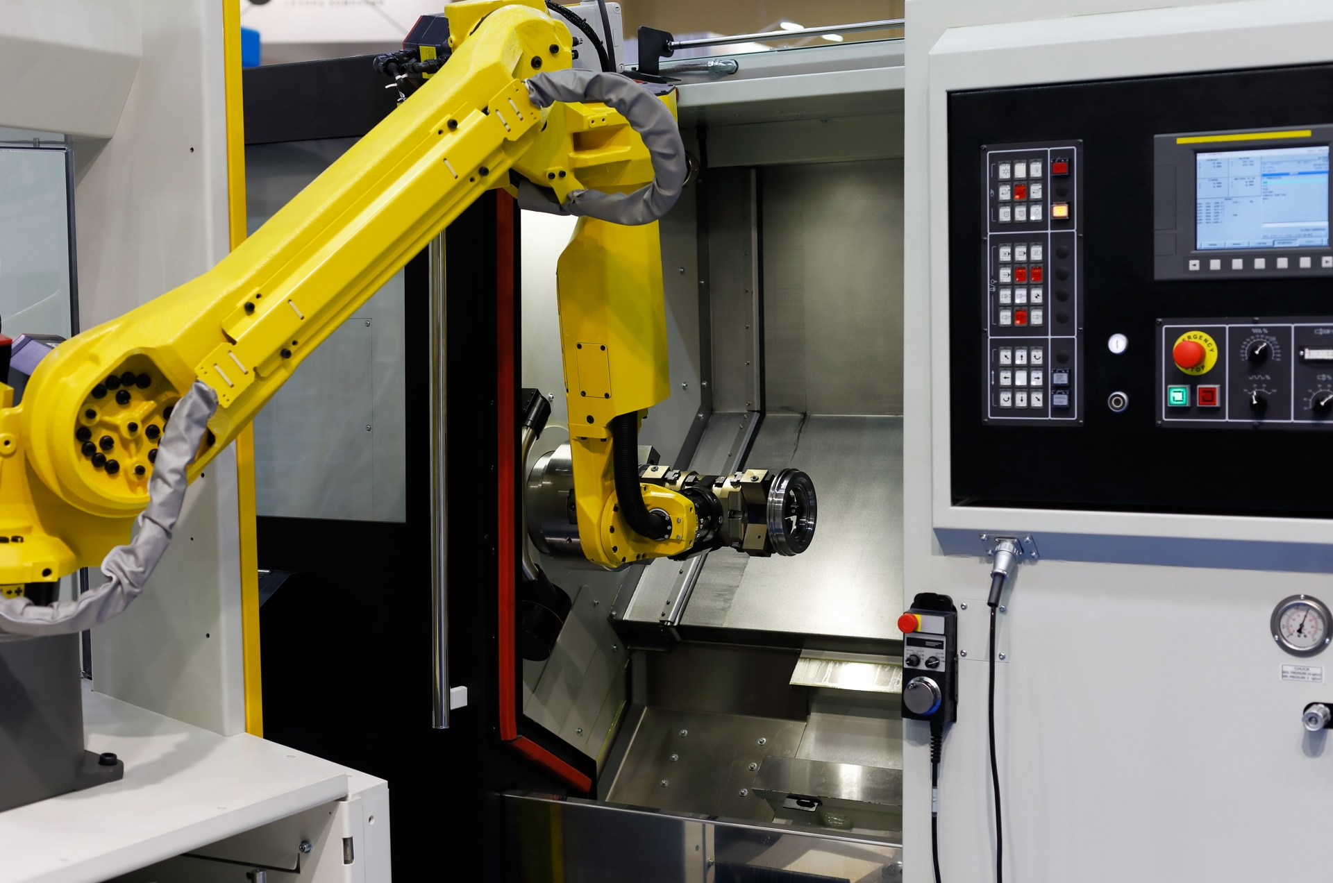 Robot Systems Operation