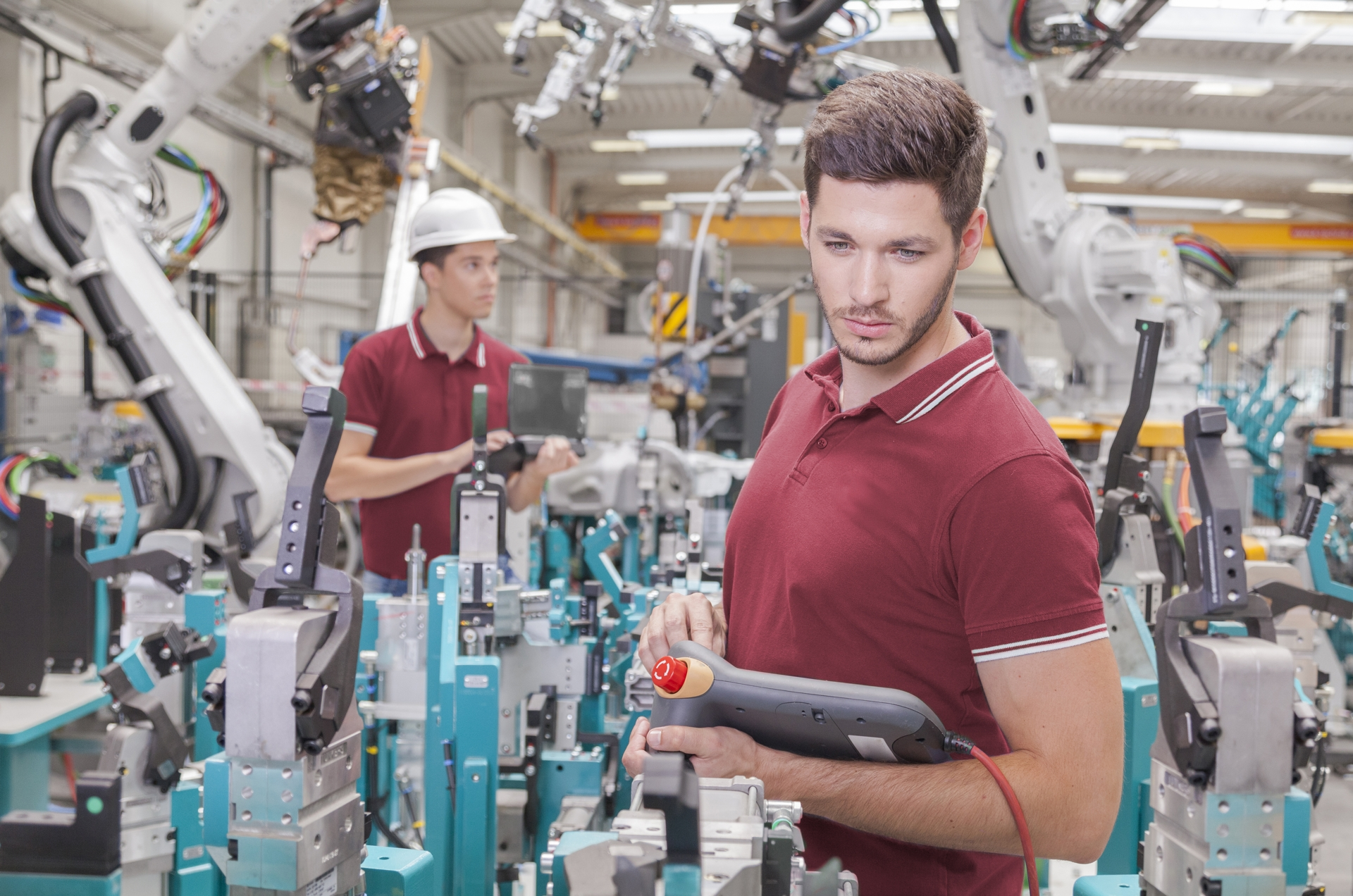 Certified Industry 4.0 Automation Specialist II