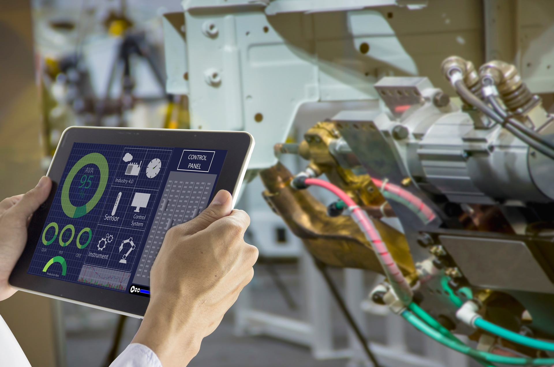 Production Specialists are essential in a smart manufacturing environment
