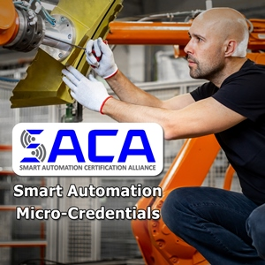 SACA Smart Automation Micro-Credentials | Fast Track to a Rewarding Career
